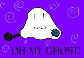OH MY GHOST by Iriineko