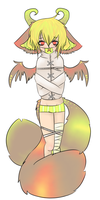 demon auction - CLOSED by gezadopts