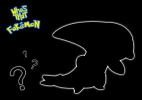 Whos that Fakemon? by Dziesma