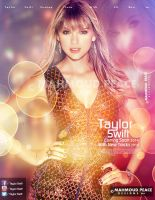 Taylor Swift by JUSTMEPEACE
