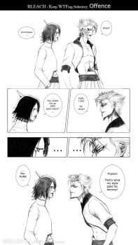 BLEACH - WTF sidestory by Washu-M