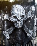 Skull and crossbones (490 X 600) by jforster-design