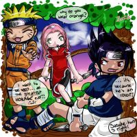 Team Seven by zenia