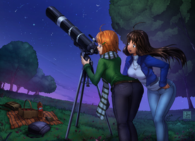 Lauren Tara Stargazing by vest