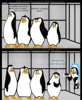 PORTAL PENGUINS by ExtremePenguin
