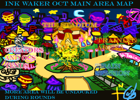 IWOCT: NEW Main Area Map by Asoq