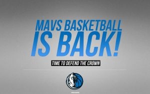 Dallas Mavs Wallpaper by IshaanMishra