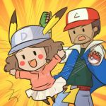 WD: Clemmy-Cloo i choose you! by keterok