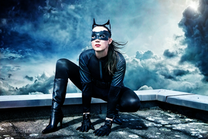 Catwoman by MyTini