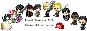 FFVII: The MapleStory Edition by ColonelFitz