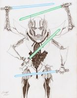 General Grievous by DangoMango