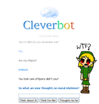 Cleverbot wtf by HatsumiPikachu