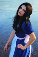 Alice:Madness Returns. Cosplay. 2014. by hidokei-yuta