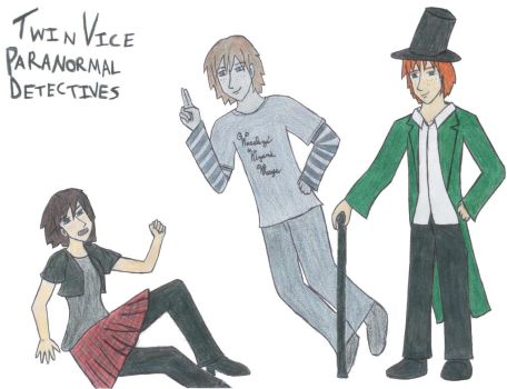 Twin Vice Colored by Leaviel