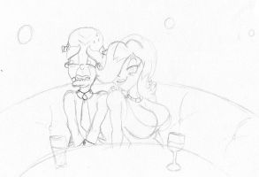 First Date by BlueBRogue