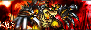 Bowser Sig by Knux57
