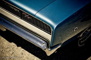 blue 68 charger II by AmericanMuscle