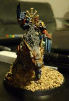 Cannis Wolfborn front by AbeSimpson