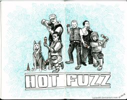 Hot Fuzz by Lanka69