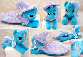 The Great and Powerful Trixie Beanie by lazyperson202