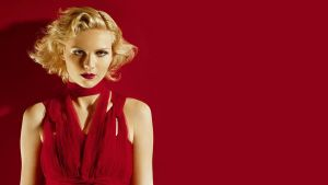 Crimson Kirsten Dunst by beauteousgoddess
