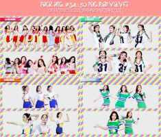 Packpng#34:50 png Red Velvet by UdsonDollySarah
