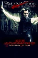 Sweeney Todd Poster 9 by Never-Perfection
