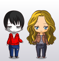 Warm Bodies Couple by singlestar1990