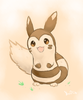 Furret by SteveO126