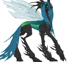 High-Def Chrysalis by Elslowmo