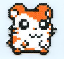 Hamtaro by Frost-Claw-Studios