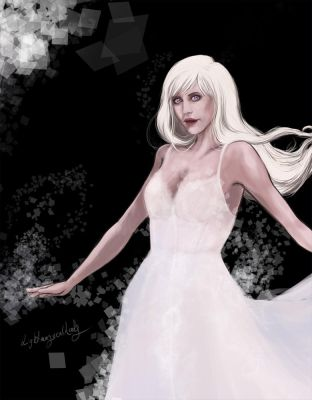 Illustration from Gwen _dream version by LightMagicalLady