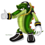 .:Vector The Crocodile:. by Miapon