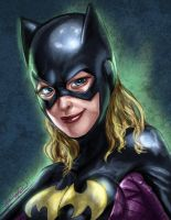 Artgerm's Bat Girl by Truz98