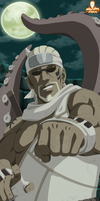 Killer Bee by NARUTO999-BY-ROKER
