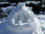 The Great Mighty (Snow)Poo by DariusQuatts