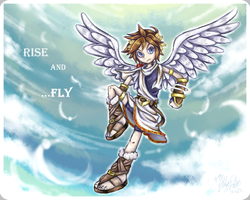 RISE and FLY by Lilu-Leloo