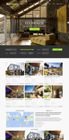 Eco House - Joomla Real Estate template by Ordasoft