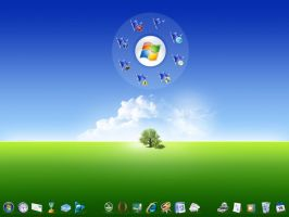 Windows 7 Action Center Icons by DopeySneezy