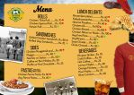 Menu Design by thesarim1