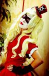 Harley Steampunk 00 by IvanaHeartfilia
