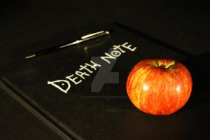 Death Note 8 by AndrewsProject