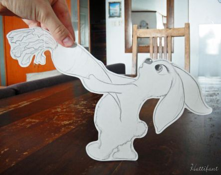 This is MYYY carrot!!! by Hattifant