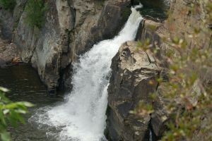 Water fall stock 1 by Carnival-ride-Stock