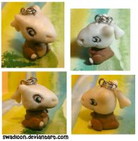 Chibi pm Sale CM: Cubone by Swadloon