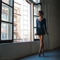 Tetyana en pointe by rdhobbet