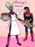 LOSH:  Pastry Chef Brainy by mystryl-shada
