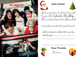 My Only Wish (This Year) From a Directioner by iluvlouis