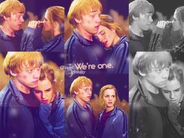 We are one by MissWeasleyJB