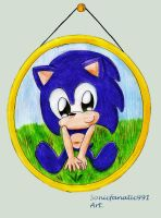 Sonic Baby by sonicfanatic991